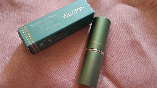 Review dan harga Wardah exclusive lipstick no 37