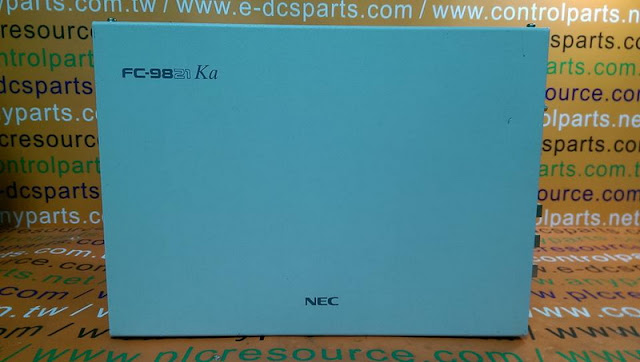 NEC GRAPHIC PANEL FC-9821KA MODEL 2