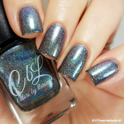 Colors By Llarowe September POTM Going Home Swatches and Review