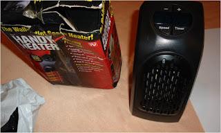 مراجعة : جهاز الكتروني للتدفئة صغير الحجم ورخيص Electric Heater Air Heater