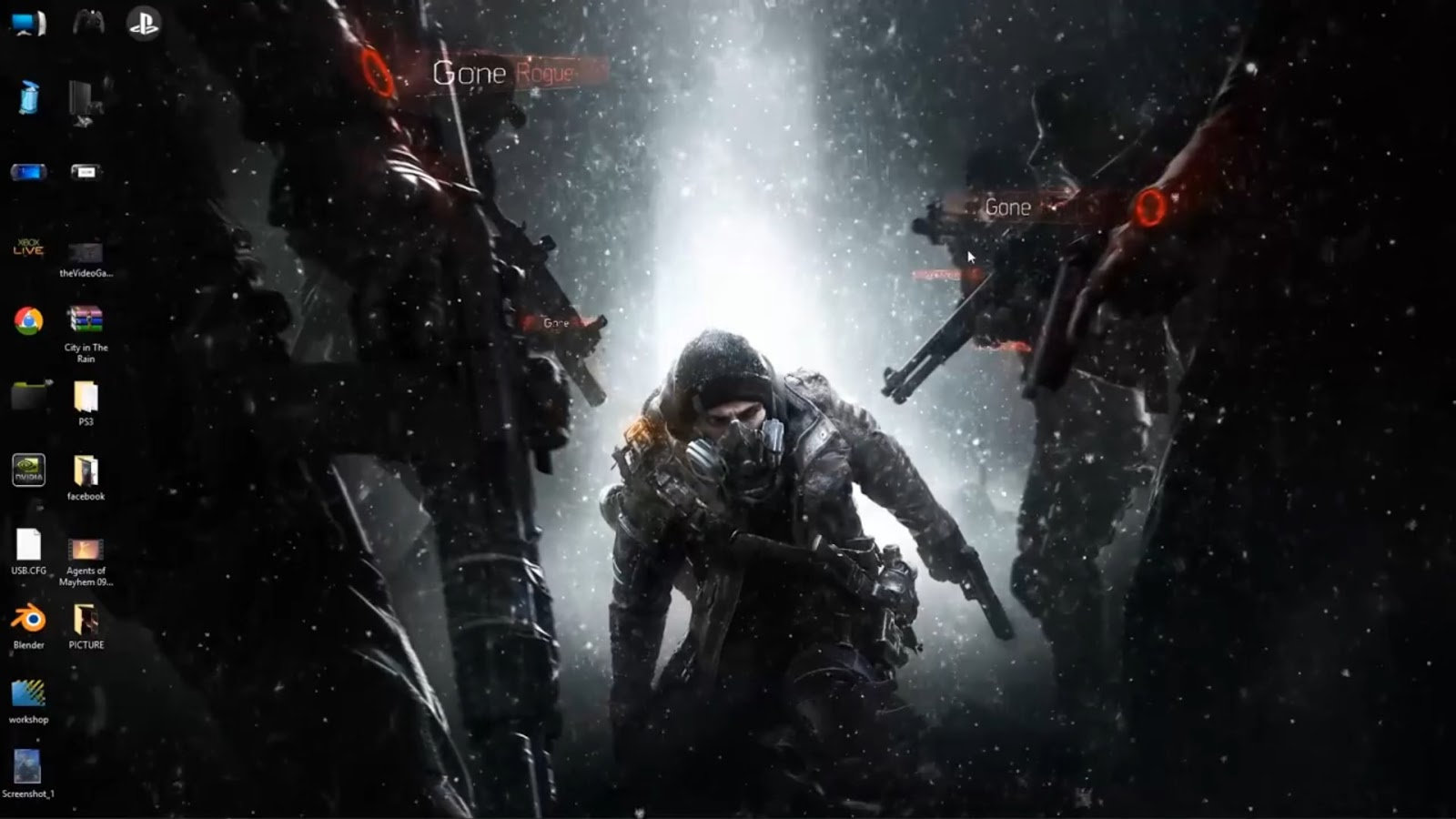 The Division 4K Live Wallpaper Free Download