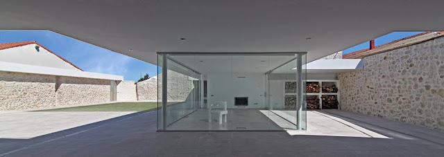 El patio de mi casa_Santibañez de Valcorba