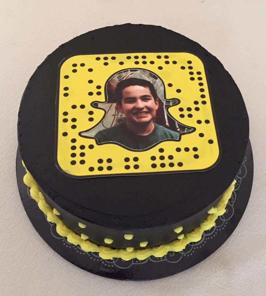 wendy s sweet treats snapchat cake