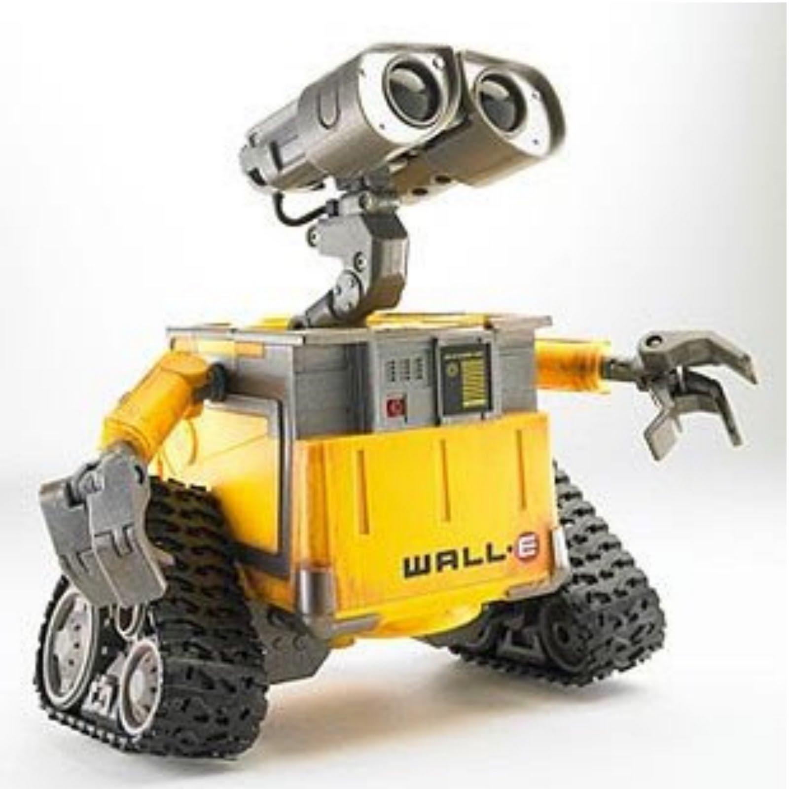 Robots Animados