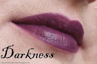 Freedom Makeup Pro Lipstick Kit Noir Mattes Darkness