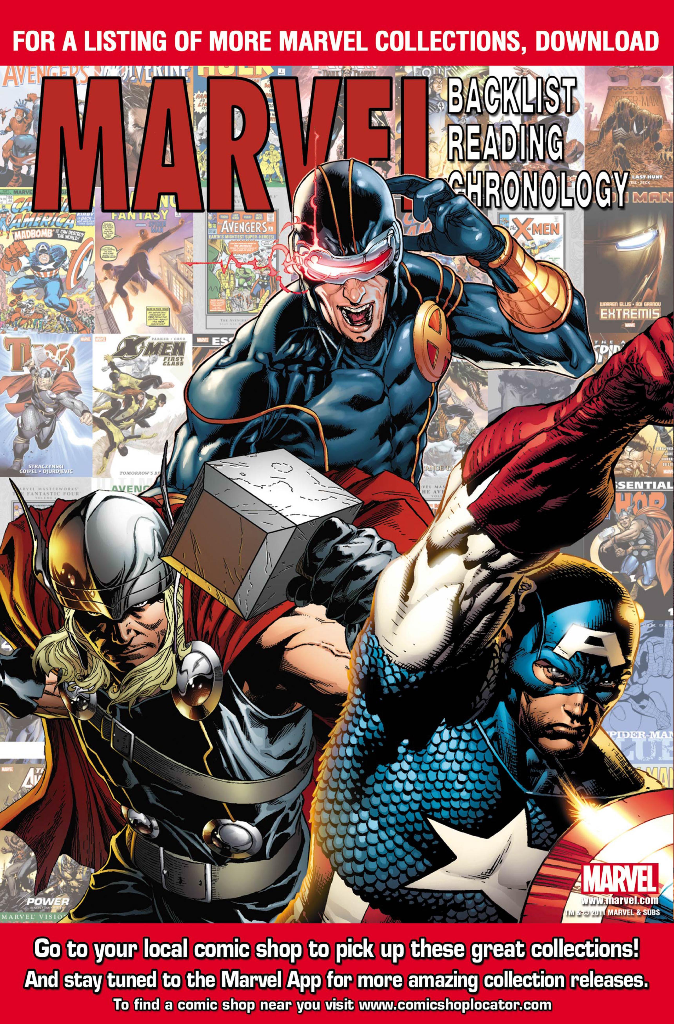 Read online Uncanny X-Men (2013) comic -  Issue # _TPB 2 - Broken - 117