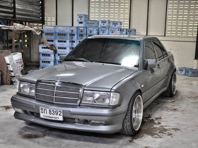 mercedes benz 190e widebody and 2jz engine benztuning. Black Bedroom Furniture Sets. Home Design Ideas