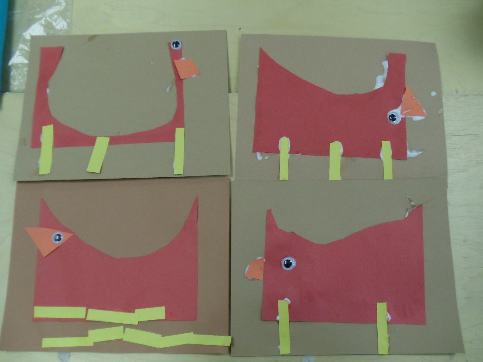My Adventures In Preschool The Little Red Hen