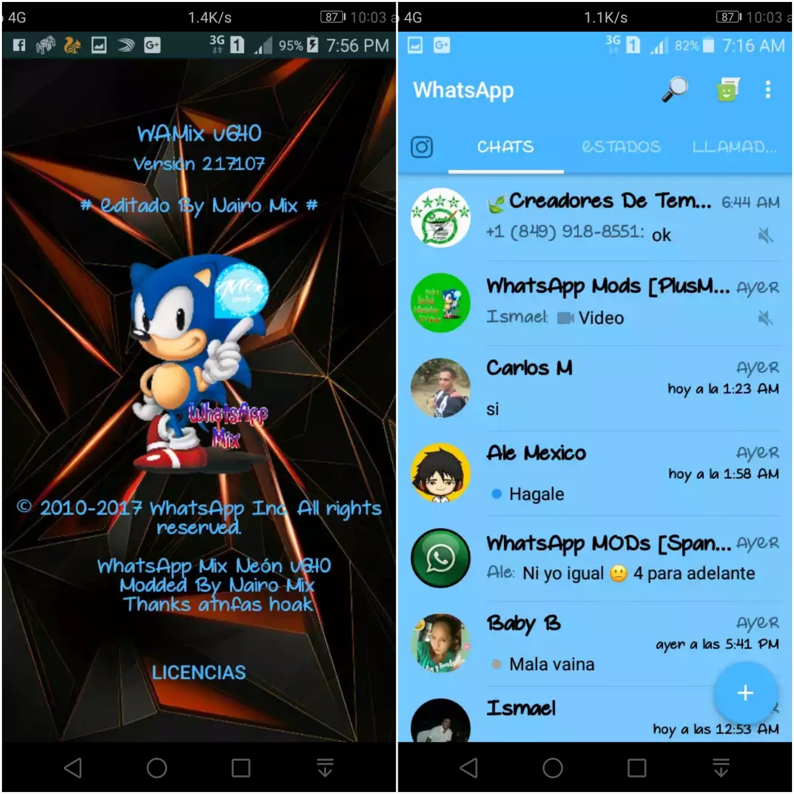 Whatsapp Mix V6 40 Latest Version Download Now By Nairo Mix