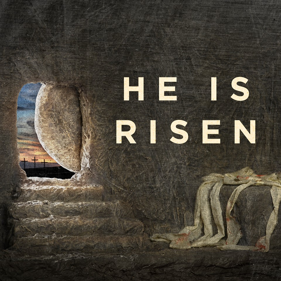 He Is Risen March 2016 – ...