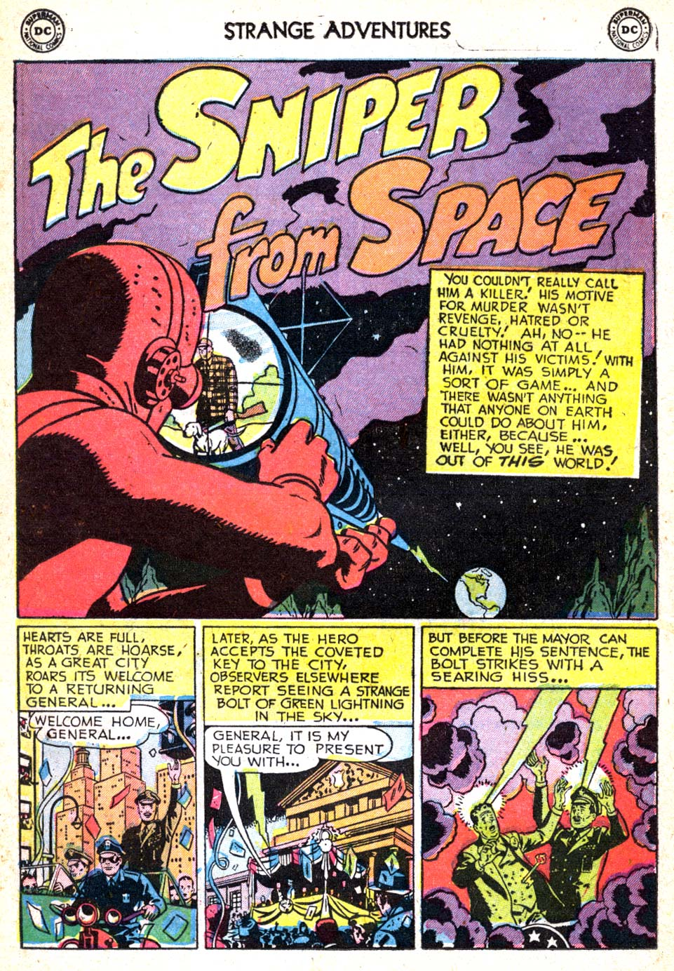 Strange Adventures (1950) issue 25 - Page 12