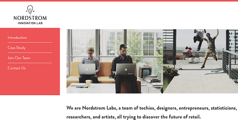Nordstrom Innovation Lab