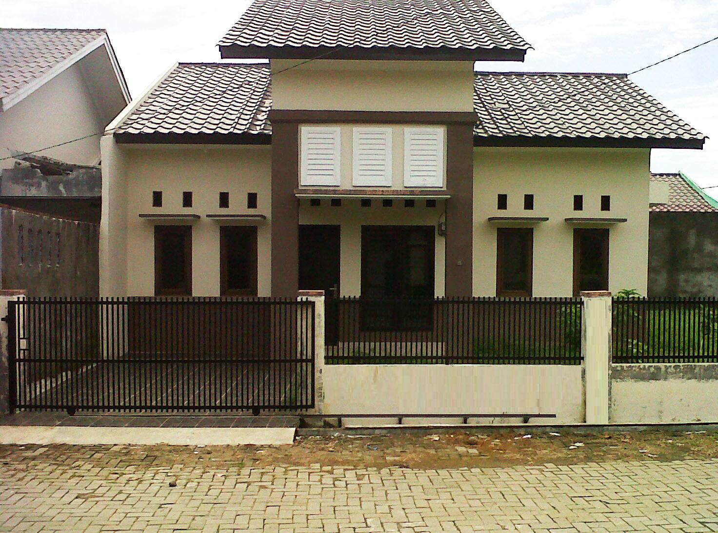 67 Desain Rumah Minimalis Pinggir Jalan Desain Rumah Minimalis Terbaru