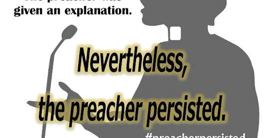 The Preacher Persisted: Finding Courage in the Pulpit