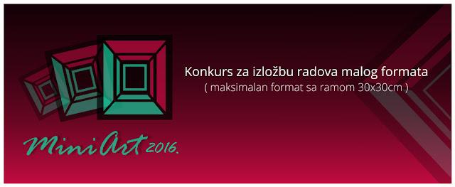 """Konkurs """"MiniArt 2016."""""""