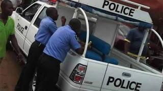 Drink-driving policeman kills graduate in Lagos