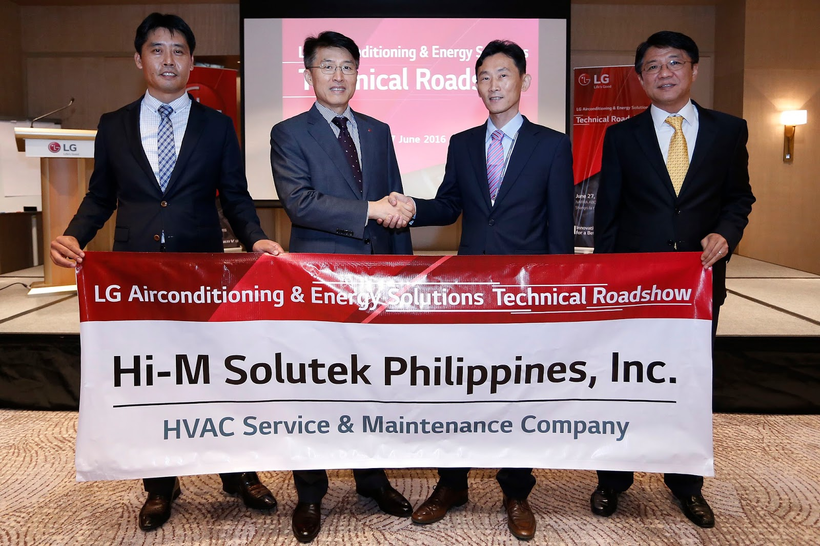 LG Philippines announces the arrival of Hi-M Solutek