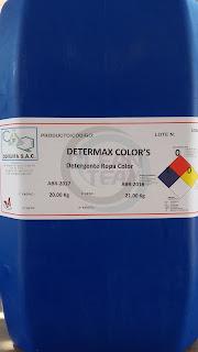Es un detergente líquido para Lavandería, con PH nivelado, diseñado especialmente para la limpieza de prendas con fuertes contenidos de mugre y grasa