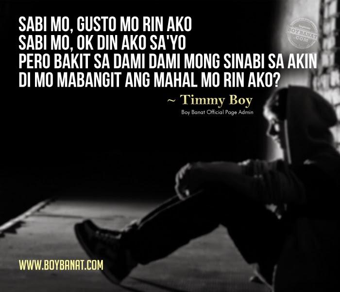 Janno Gibbs - Di Ko Man Lang Alam Lyrics