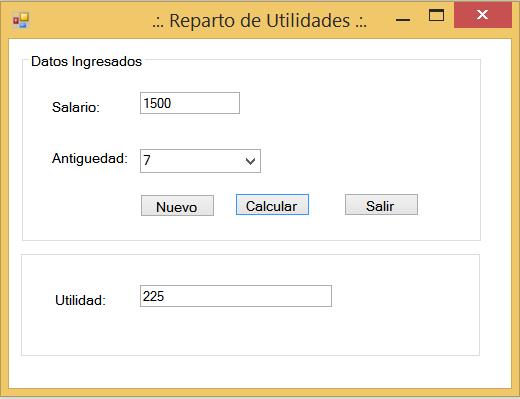 If Elseif Condicional Múltiple Programación Visual Basic