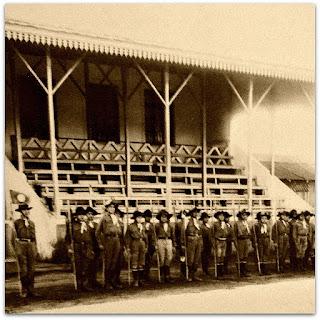Grupo de Escoteiros e Pavilhão Social do Fortim da Baixada (1924)