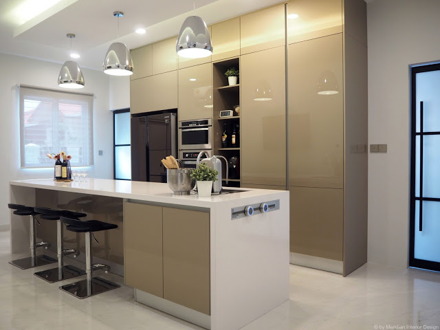 Click to see our completed work - KITCHEN FOR SEMI-D