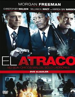 El atraco (2009) | DVDRip Latino HD Mega 1 Link