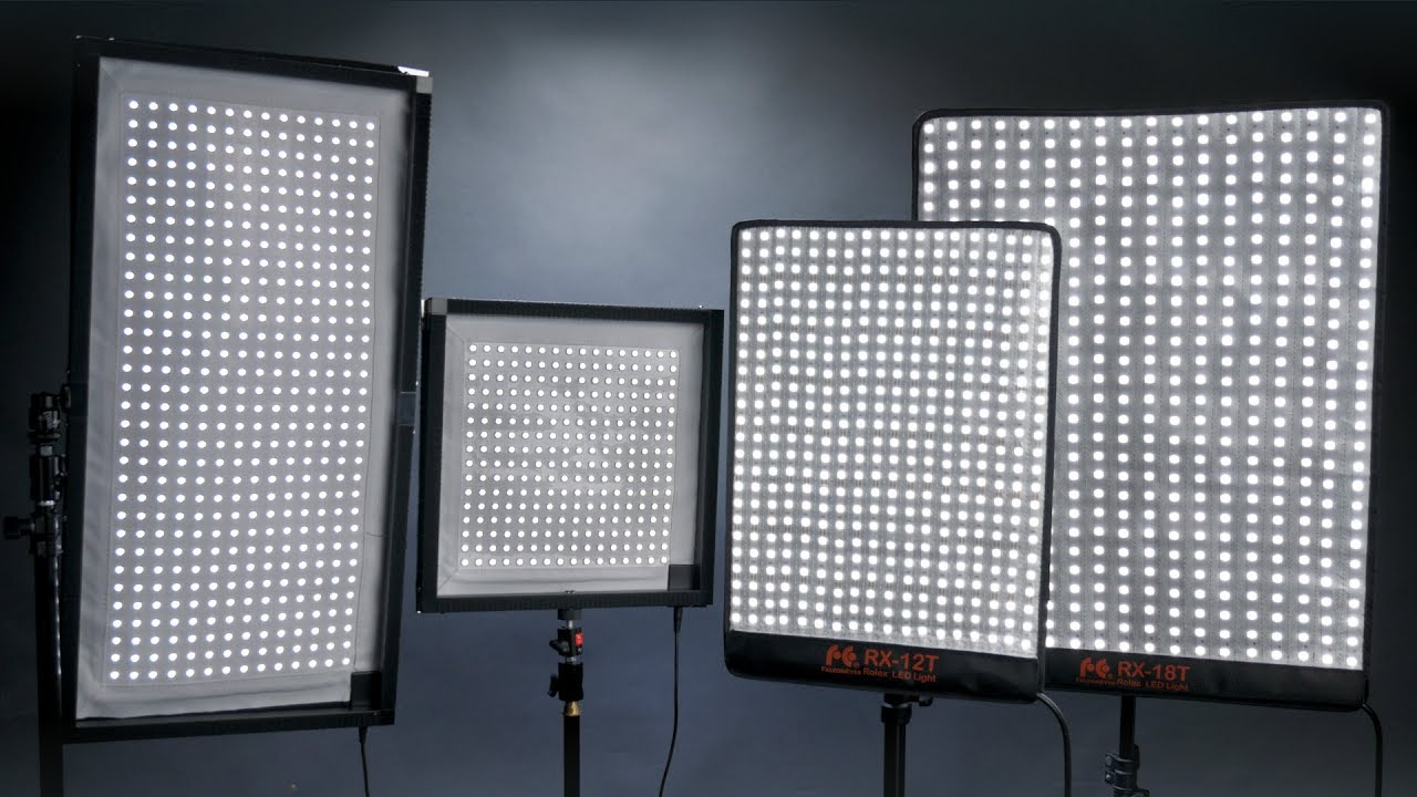 4 Flexible LED Lights Under $200!