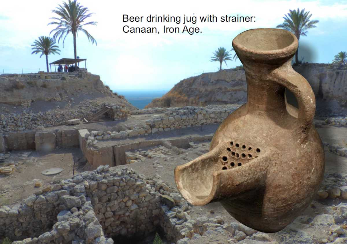 Evidence of Beer-making Found in Epic Ancient Egyptian Ruins Evidence of Beer-making Found in Epic Ancient Egyptian Ruins new foto