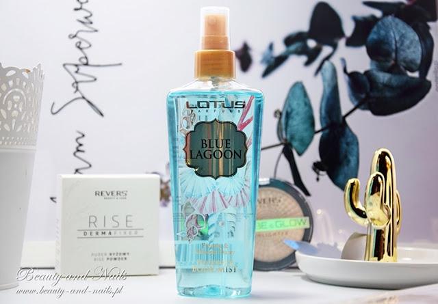 Perfumowana Mgiełka do ciała BODY MIST - Revers Cosmetics.
