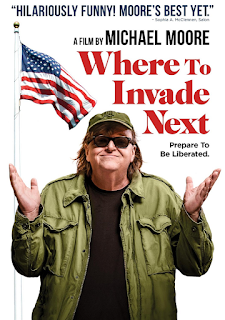 Where To Invade Next [2015] [DVD5] [NTSC/R1]