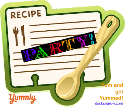 recipe sharing party today