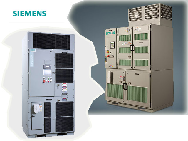 Siemens SINAMICS VFD Variable Frequency Drives