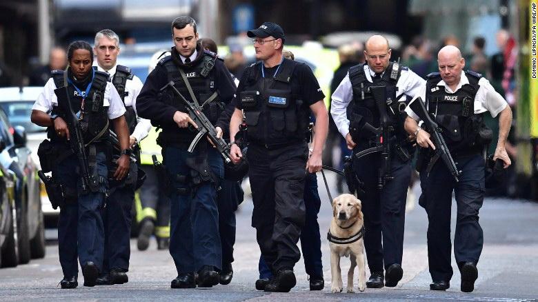 Διπλό τρομοκρατικό χτύπημα στο Λονδίνο