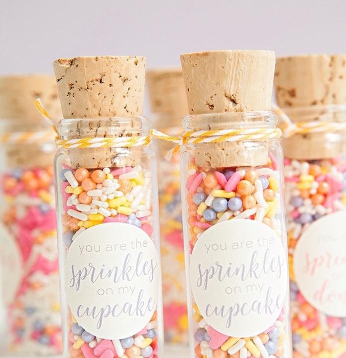Regala frascos DIY en tus celebraciones