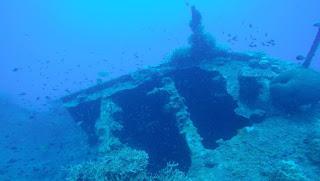kapal tenggelam di karimunjawa