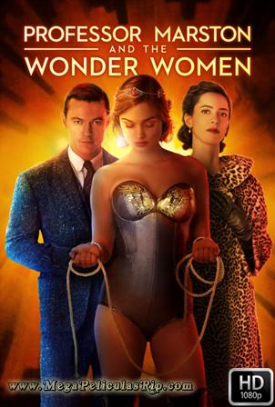 El Profesor Marston Y La Mujer Maravilla 1080p Latino
