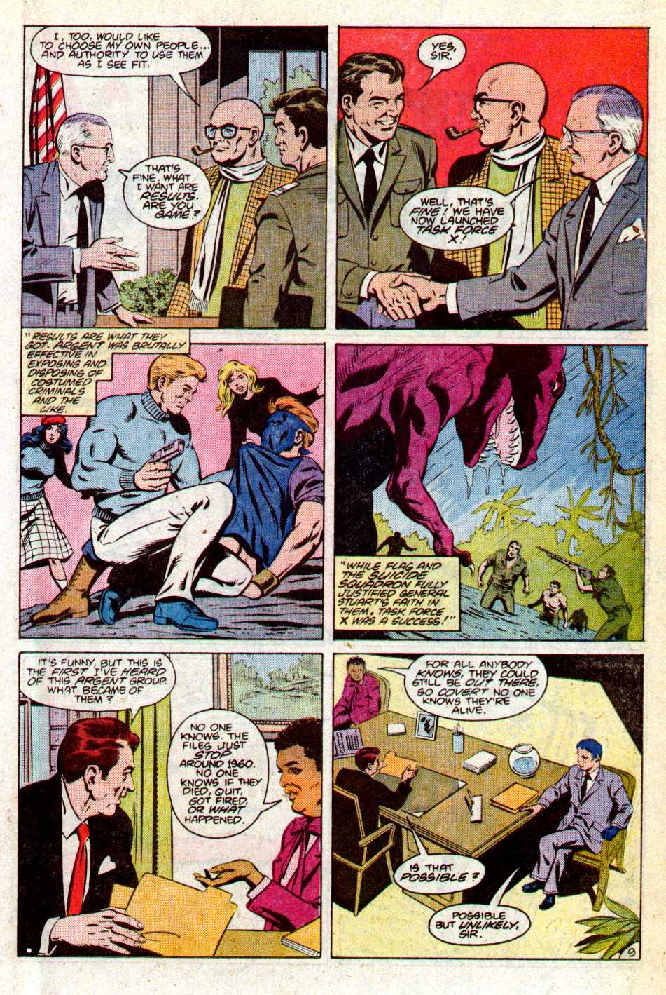 Read online Secret Origins (1986) comic -  Issue #14 - 12