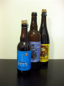 Russian River, Captain Lawrence, and Raccoon Lodge