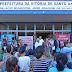 Servidores e professores municipais entram em greve em Vitória