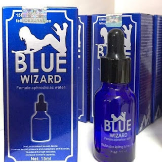 Image result for BLUE WIZARD SEX DROP