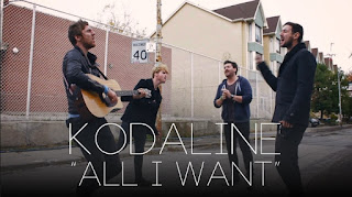 Download Cover Lagu All I Want Mp3 - Kodaline Terbaru