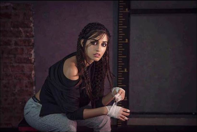 Disha Patani FHM India May Magazine Hot Photoshoot 2017