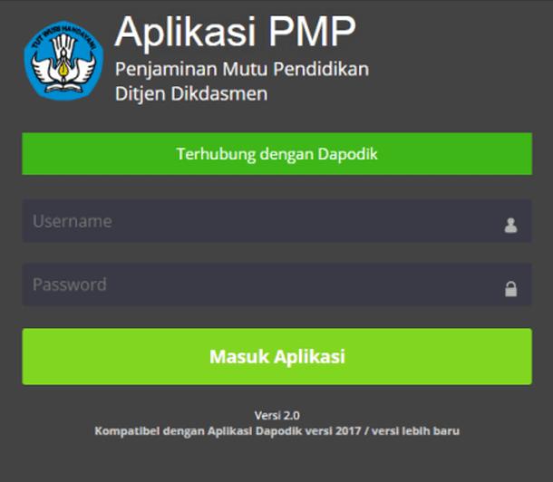 Pengiriman Data PMP 2017 Diperpanjang Sampai 20 Oktober 2017