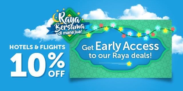 Traveloka Raya Bersama Campaign 2018
