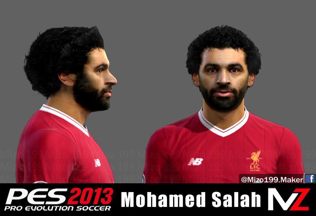 PES 2013 Mohamed Salah Face 2018 767f2c8e5