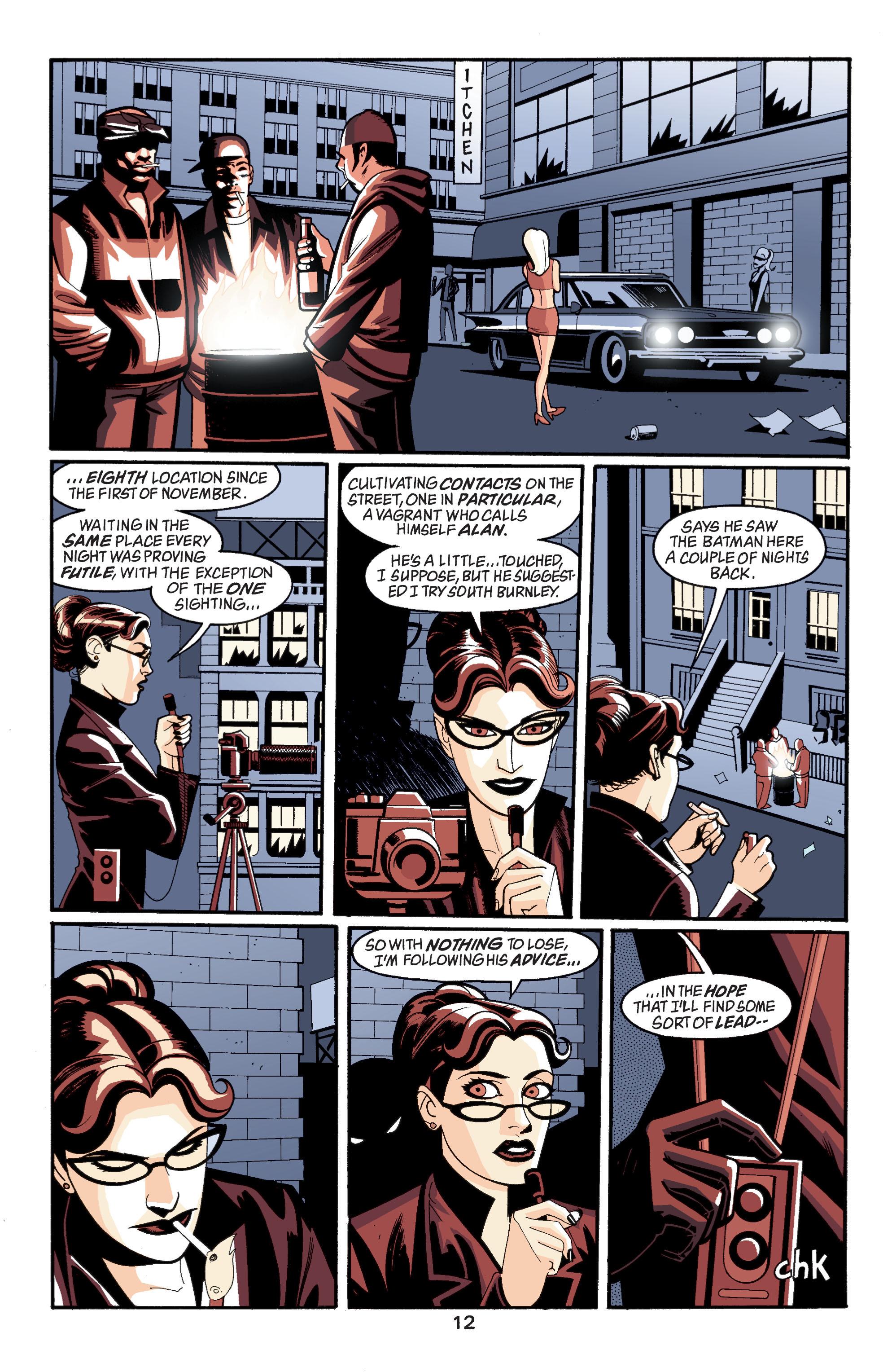 Detective Comics (1937) 764 Page 12
