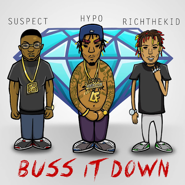 Hypo - BussItDown (feat. Rich the Kid & Suspect) - Single Cover