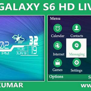 Windows 10 Live HD Theme For Nokia C3-00, X2-01, Asha 200, 201, 205