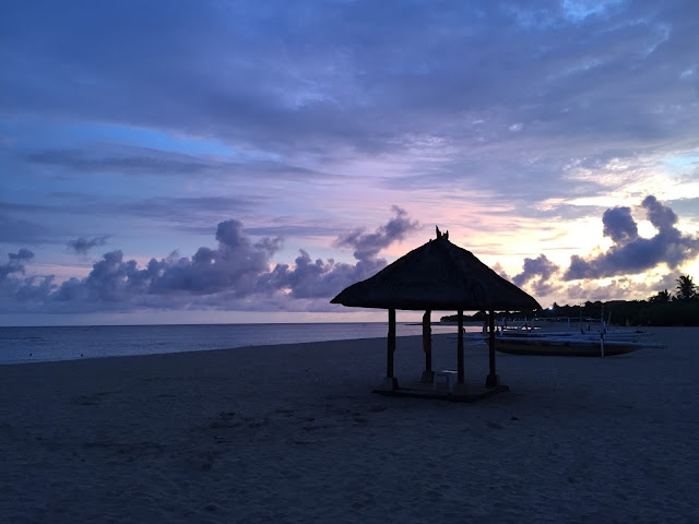 grand hyatt bali hotel resort beach sunset